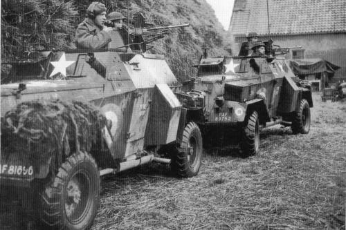 Humber Light Reconnaissance