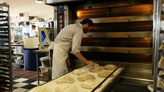 Chad Robertson baking at Tartine Bakery | by Breville USA