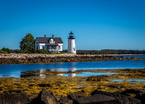 ocean mer lighthouse canon coast day unitedstates maine clear cote phare acadia 6d acadianationalpark gouldsboro océan canonef24105mmf4lisusm canon6d photomakak