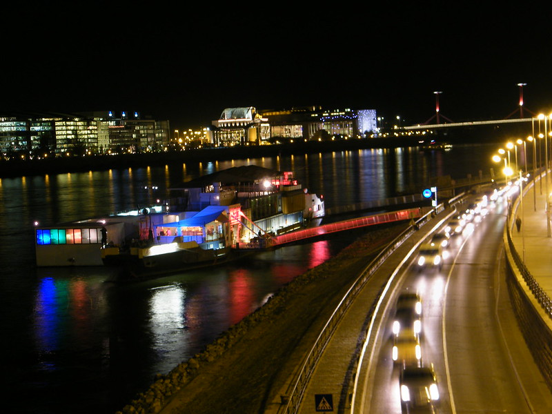 A38, Budapest
