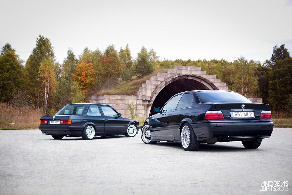 320I Vs 328I >> Bmw E36 328i M Tech Vs Bmw E30 320i Andreas Jupits Flickr