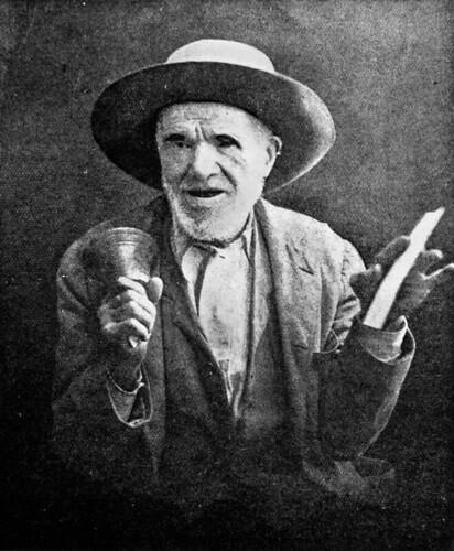 circus clown queensland warwick towncrier statelibraryofqueensland slq jackhowe australiasfirstclown larosierescircus