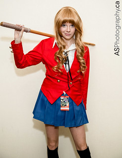 Taiga from Toradora by Luxe Cosplay at con-G 6