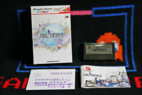 Final Fantasy IV (WSC - JAP - Complet) | by reimmstein