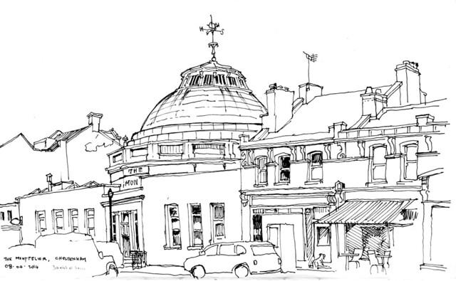 The Montpelier, Cheltenham