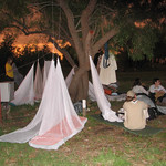 Sleeping Out in Mafikeng Safari Park