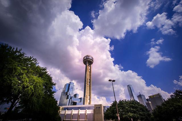 Reunion Tower - Dallas - Texas - USA