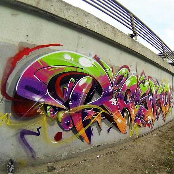 3d Drawing Street Art