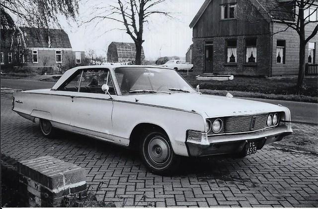Chrysler Newport 2-door Hardtop 1965
