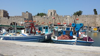 Barche dei pescatori / Fishermen boats | by Luigi Rosa