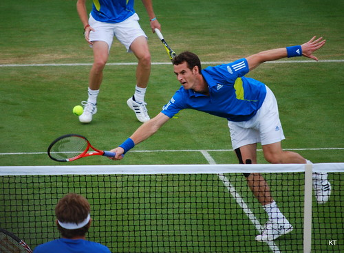 Murray doubles
