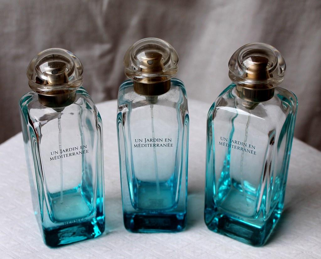 Flacons De Parfum Un Jardin En Mediterranee Hermes Franc Flickr