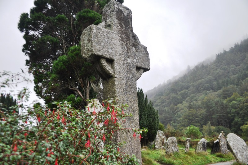 Travel to Ireland: Wild Wicklow Tour, St. Kevin's Cross in Glendalough