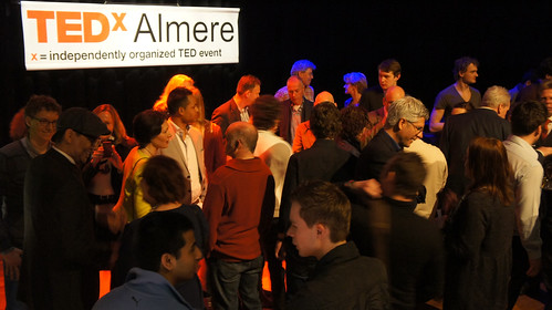 TEDxAlmere 2013 New Town - Inspire, connect, act! | by TEDxAlmere
