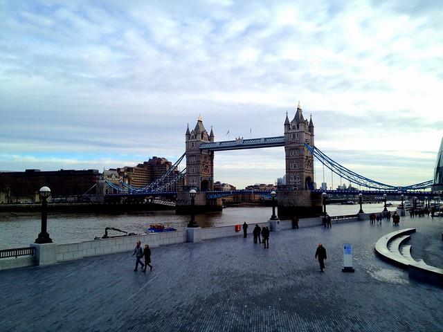 London, the postcard