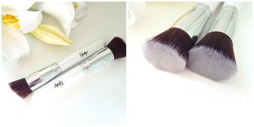 nanshy face brushes | by meganlbutler