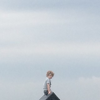 Nick on top of the world! #vlieland  #trouwfest | by AlexKlusman