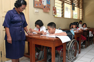 USAID supports better opportunities for children with disabilities