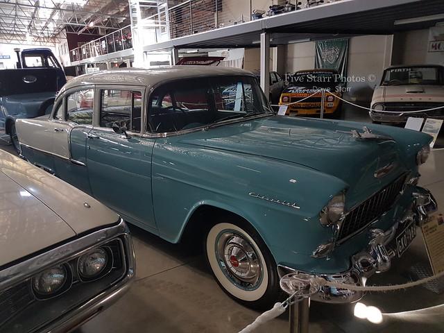 1955 Chevrolet 210 Sedan - GMH Built