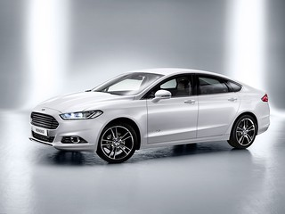 Go Further - All-New Ford Mondeo (UK) | by techAUcomau