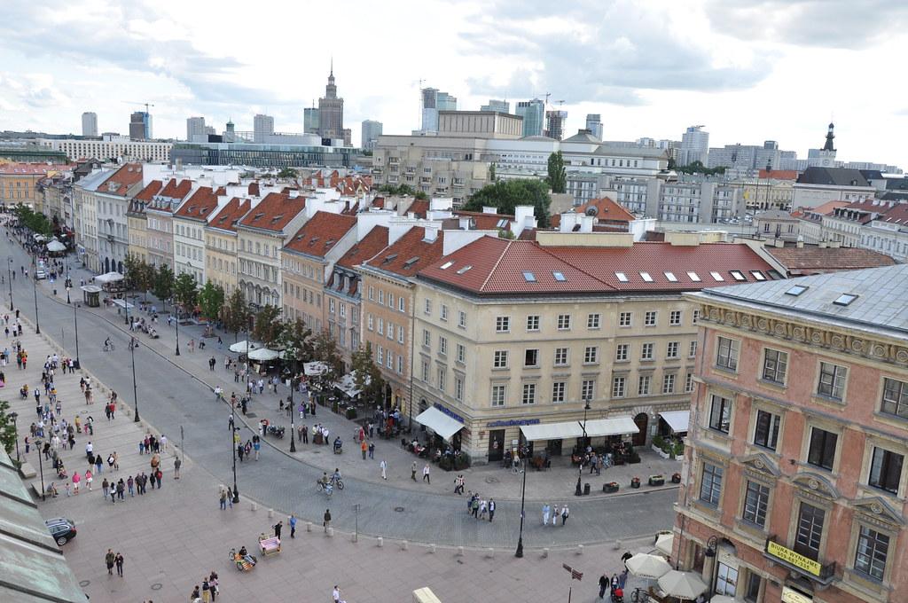 Krakowskie Przedmieście | Krakowskie Przedmieście (Polish pr… | Flickr