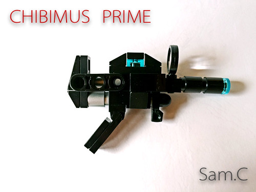 Chibimus Prime- Ion Blaster | by Sam.C (S2 Toys Studios)