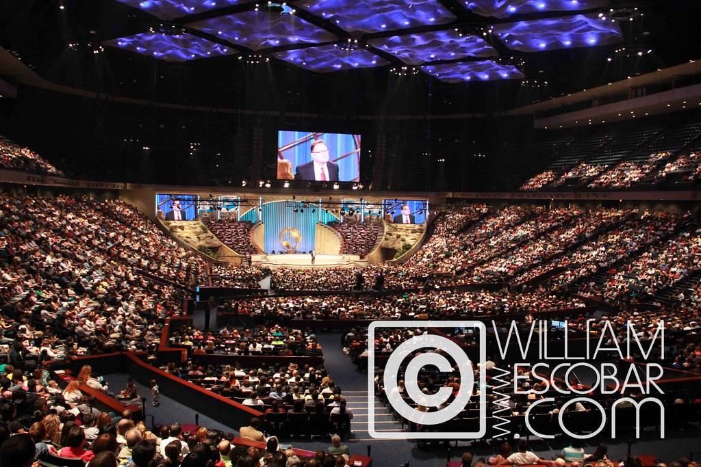 Lakewood Church Joel Osteen Ministries Houston Texas USA F… | Flickr