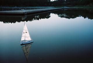 Sailing by nicoyangjie