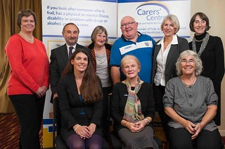 Carers' Centre Trustees and CEO 2013 | by Carers Centre Bath and North East Somerset