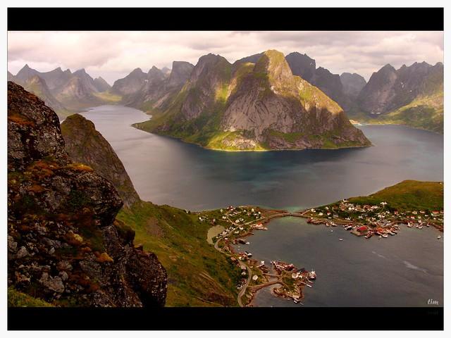 Lofoten - Reine - Norwegen - Norway