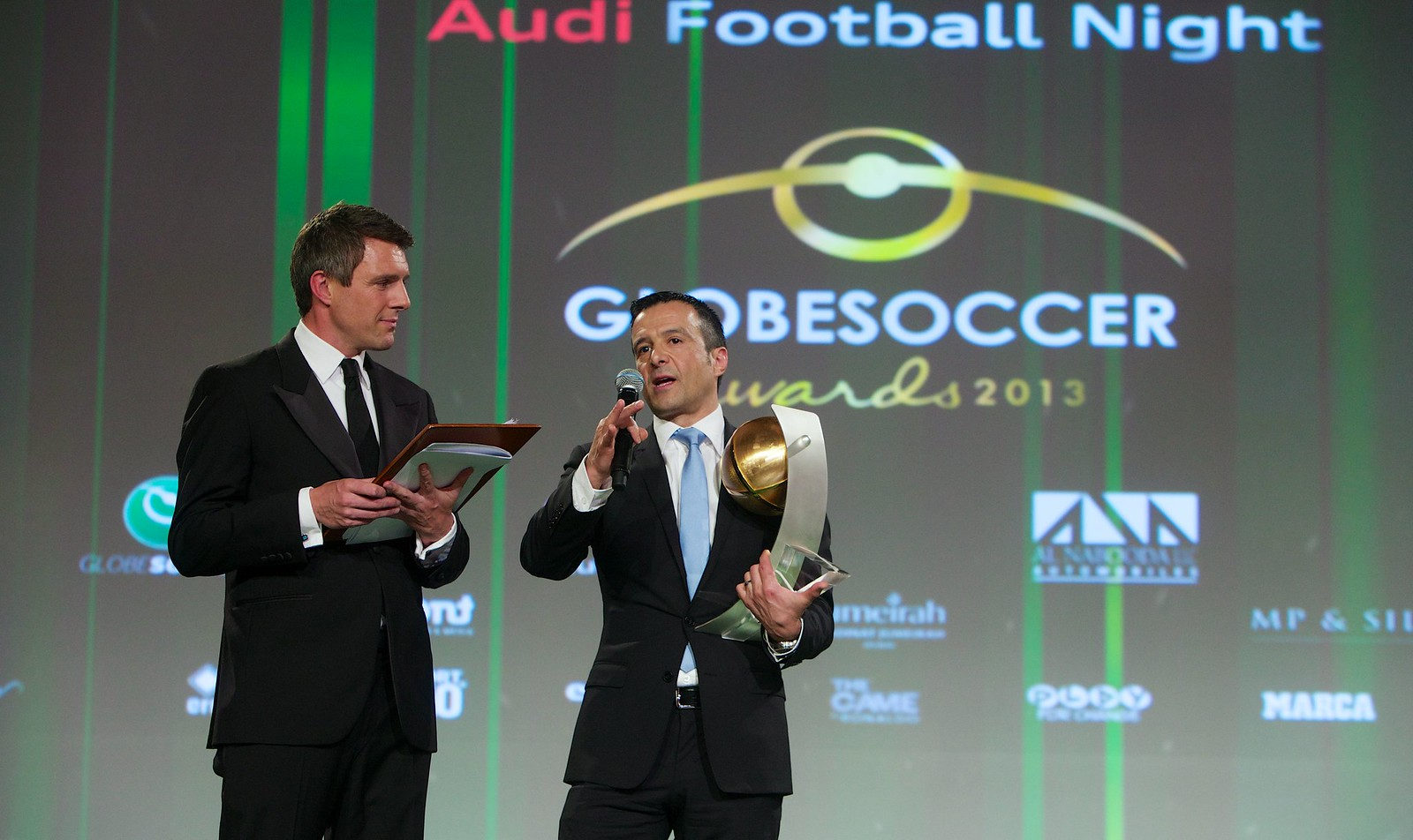 Globe Soccer Awards 239