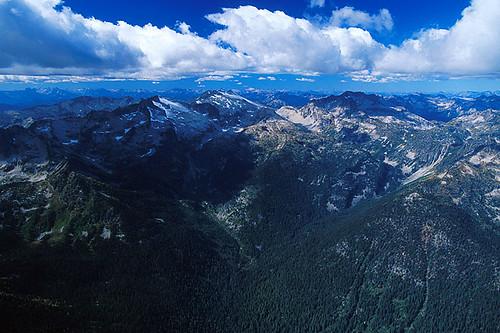 Kokanee Glacier Park, Slocan Range, Selkirk Mountains, Kootenays, British Columbia
