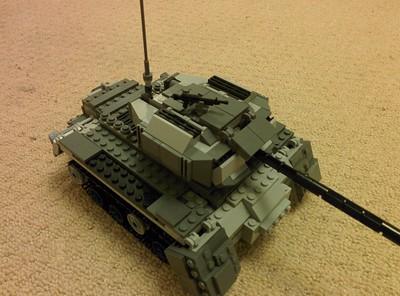 Lego Tank