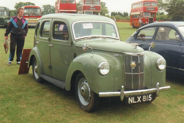 Ford Anglia - NLX 815