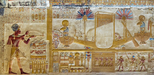 Temple of Seti I Abydos | by kairoinfo4u