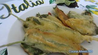 Salvia fritta in pastella