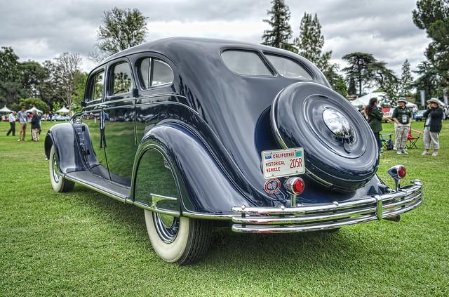 1934 Chrysler Imperial CX Airflow