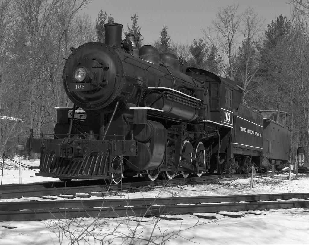 Locomotive 103