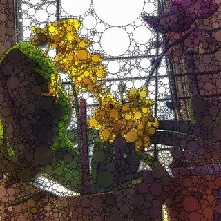 More #funwithapps #percolater #yellow | by Dragonfly woman