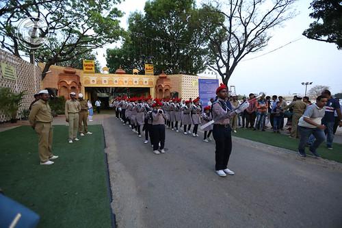 Welcome by Bal Sewadal Band