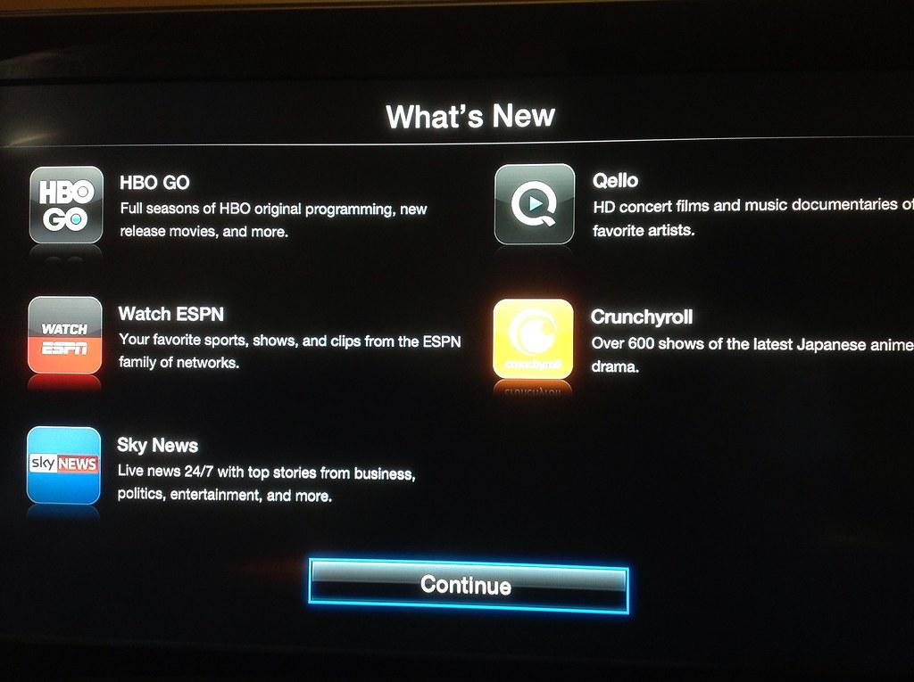 Apple TV update   Kārlis Dambrāns   Flickr