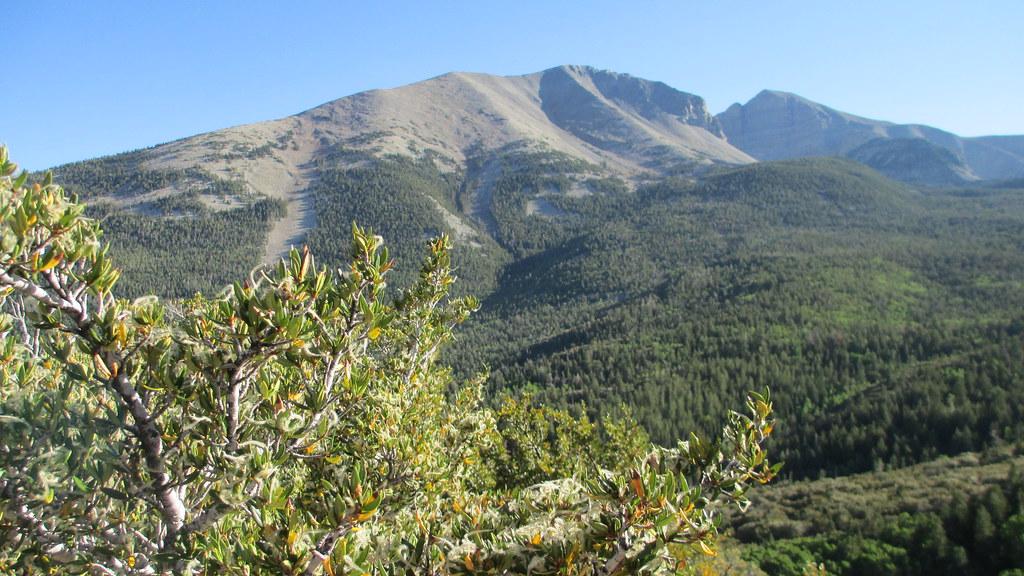 Wheeler Peak Great Basin National Park Nevada Great Bas Flickr