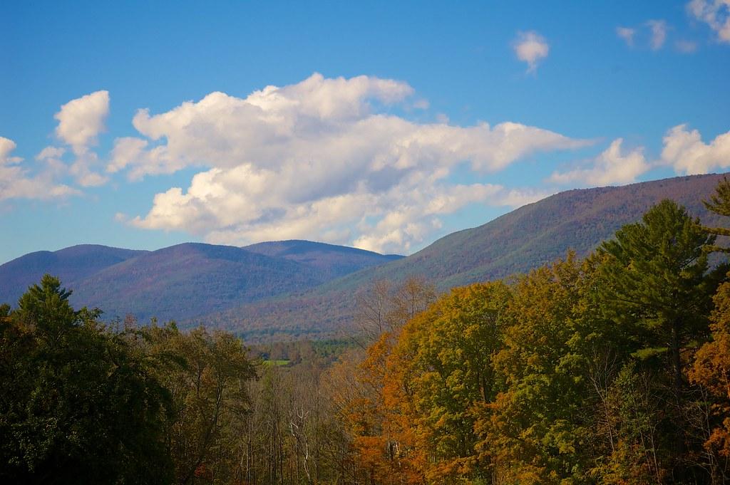 Camping in Vermont - gingi0