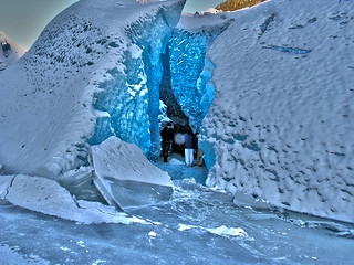 Ice Cave Walkin at the Mendenhall | by Gillfoto