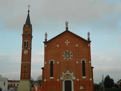 parrocchiale di Sant'Andrea, Anguillara Veneta