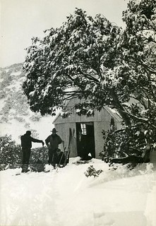 Ski Hut in the Victorian Alps - 1929 to 1936 | by MothInBoots