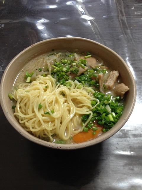 Kumamoto Noodles