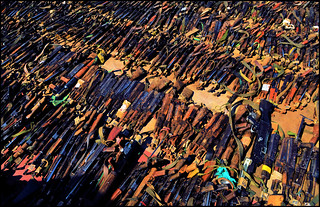 Destroying small arms in the Democratic Republic of the Congo | by United Nations Development Programme