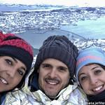 Viajefilos en Tromso, Monte Floya 009