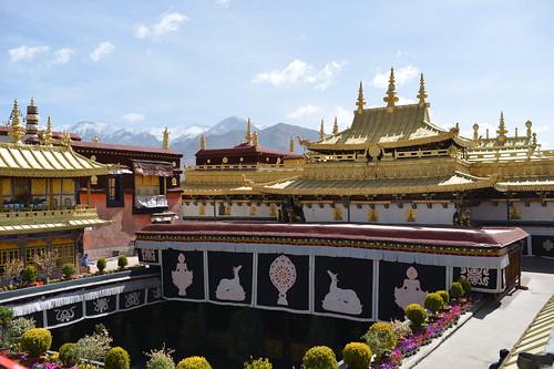 Jokhang temple | by jessiev